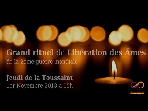 Rituel de Libération des âmes Jeudi de la Toussaint