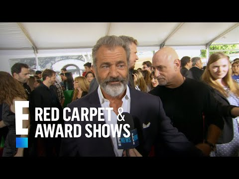 "Mel Gibson Says Making ""Daddy's Home 2"" Was ""a Hoot"" 