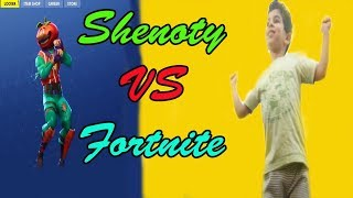 FORTNITE DANCE CHALLENGE with Shenoty In Real Life 2!!!