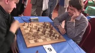 Repeat youtube video 2016-09-04 FM Kretov Evgenij GM Morozevich Alexander Moscow blitz 19