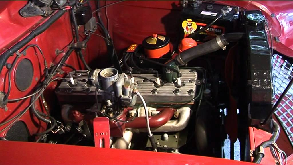 Car Engines For Sale >> 1951 Studebaker Champion Engine Revamp - YouTube