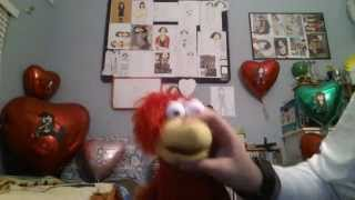 Red Fraggle sings the Cybersix theme song