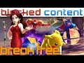 Super Smash Bros. Ultimate Banner Trailer - 'Break Free' from Super Mario Odyssey