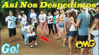 Gran Final Inesperado Mira Lo Que Pasos - Segundo Convivio Con El Salvador Es P/12 de 12