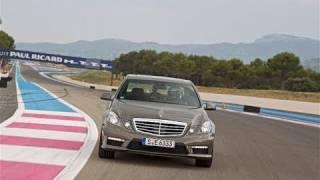 Mercedes-Benz E63 AMG 2012 Videos
