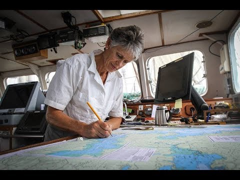 Captain Barbara describes the epic adventure from Cape Town to Antigua