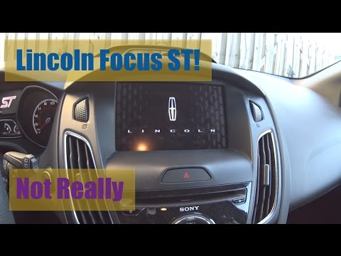 St Ford performance splash screen on sync 3? | Ford Focus ST