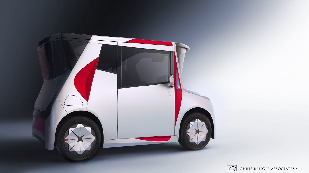 Reds Concept Car By Chris Bangle