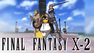 Final Fantasy X-2 on Linux using PCSX2