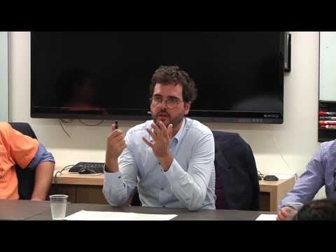 """Ingo Venzke on """"What if? Counterfactual Thinking about International Law"""" Sept 30, 2016"""