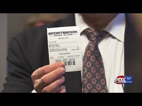 Sports betting now legal in Rhode Island
