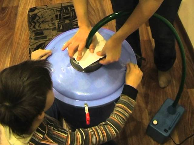 Вакуумный упаковщик шаров доильный аппарат аид 2 01 вакуумная установка