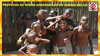 PR3PUCIO DE NIÑOS,   AFRODISÍACO EN MADAGASCAR.
