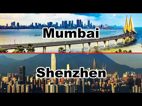 Mumbai vs Shenzhen City Comparison