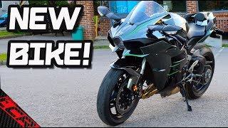 Kawasaki Ninja H2 | My NEW BIKE!!!
