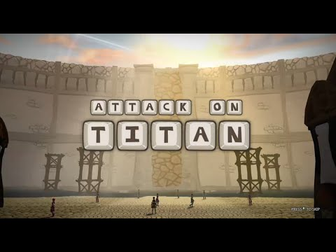 Project Spark: Attack on Titan - Trost