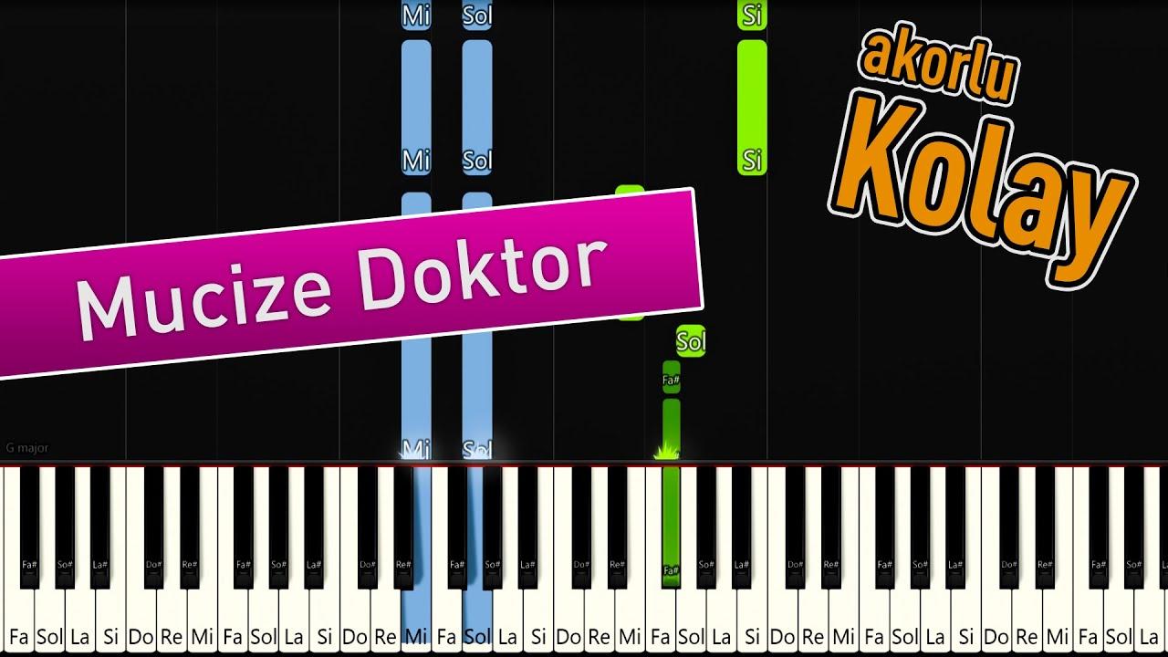 Mucize Doktor -Walk Of The Champion -Josh Powell&Kevin Edge  - piyano tutorial