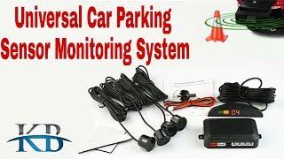 Universal Car Parking Sensor Monitoring System