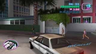 Уникальные машины GTA Vice City(Admiral)(Способ 2)(Миссия: Начало игры Особенность: FI (во время ролика)/UC Можно ли добыть без провала миссии/без кодов: да/да..., 2013-08-21T14:53:43.000Z)
