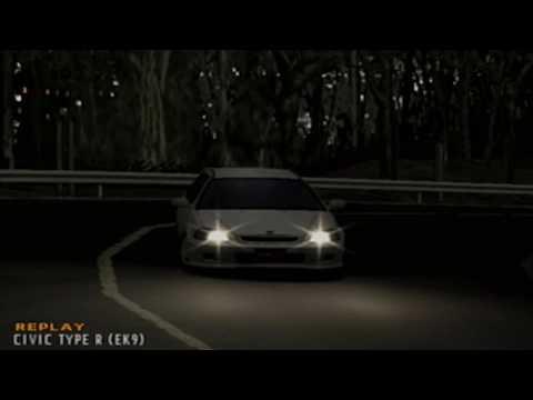Enthusia Professional Racing (Honda Civic Type-R-EK9)