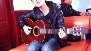Quên acoustic guitar