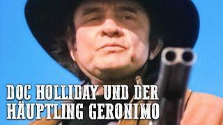 Doc Holliday und der Häuptling Geronimo - Stagecoach (western, kompletter Film, deutsch)