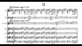 Prokofiev - Concerto per violino n. 2 op. 63 - II: Andante assai (score)