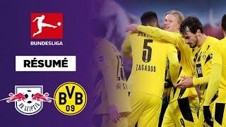 🇩🇪 Résumé - Bundesliga : Dortmund fait sa loi à Leipzig !