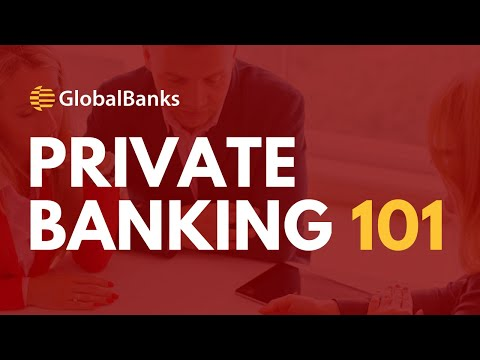 Open a Private Bank Account (Getting Started)