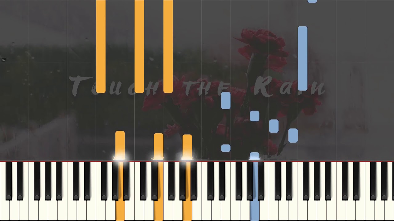Touch the Rain | Synthesia Tutorial
