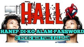 Hall v1.0 Di ko makita Password Hanep yan Patulong Nga 👌