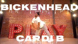 CARDI B - BICKENHEAD  OFFICIAL VIDEO #DEXTERCARRCHOREOGRAPHY
