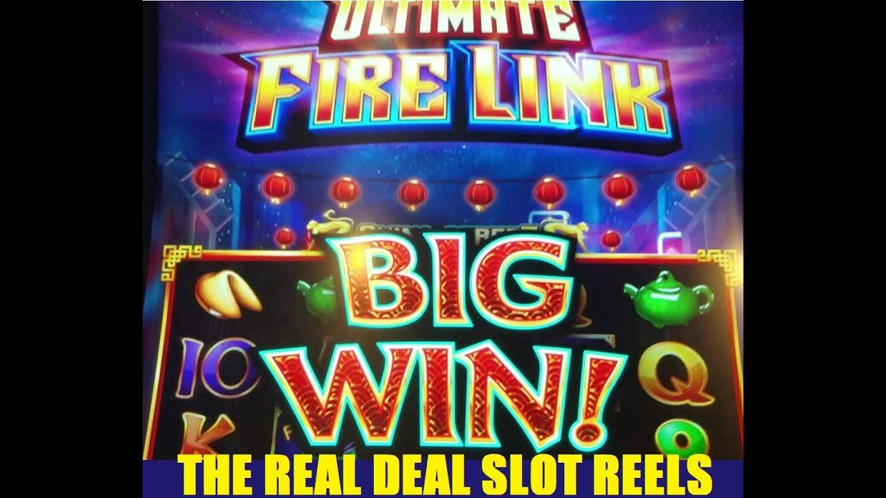 ULTIMATE FIRE LINK 🔥 BONUS & FREE GAMES FEATURES