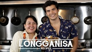 Homemade Longganisa with Adobo Queen Nancy Reyes Lumen