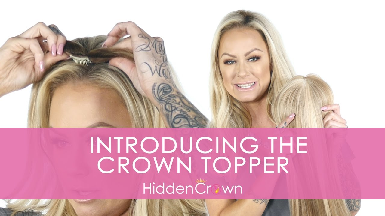 Introducing The Crown Topper Hidden Crown Youtube