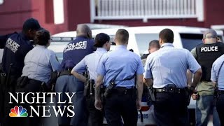 Multiple Police Officers Shot In Philadelphia | NBC Nightly News
