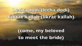 Lecha Dodi - Maccabeats (lyrics in Hebrew/English) thumbnail
