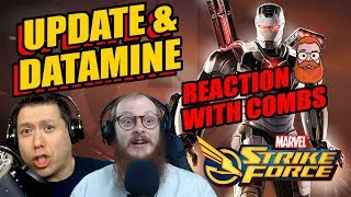 Discussing Update 2.3 and the Latest Datamine with Combs - Marvel Strike Force