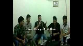 Faxir Hariri & Zhyar Bndyan Mnafasa La Toni Barz Zhyar Natwanet BASHI 1