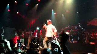 Juelz Santana performs Clockwork Live