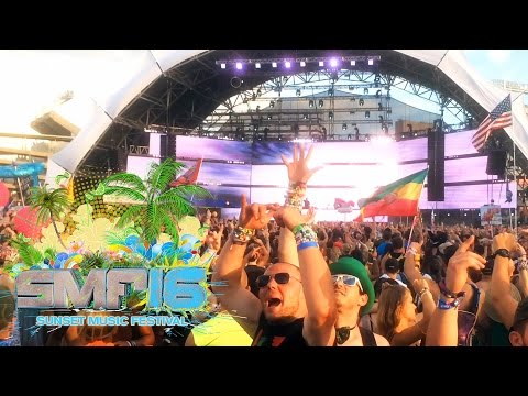 Sunset Music Festival 2016 Aftermovie - Tampa