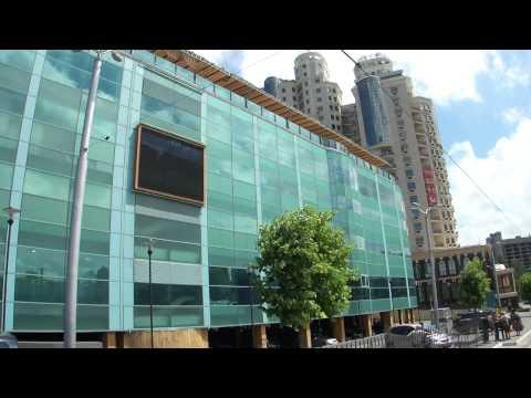 Arkadia area Luxury Shopping Center SADY POBEDY Odessa