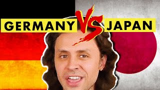 COMPARING Japanese culture to German culture