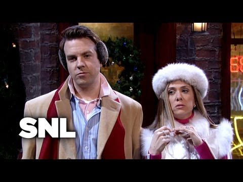 Two A Holes Buying A Christmas Tree Saturday Night Live Youtube