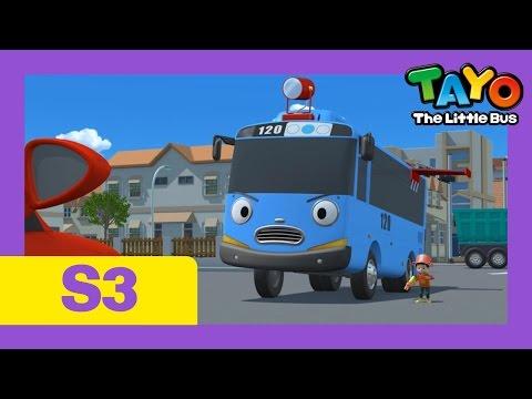 [Tayo S3] #16 City Heroes, Tayo & Duri