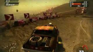 Fuel Gameplay Tornadorennen (PC)