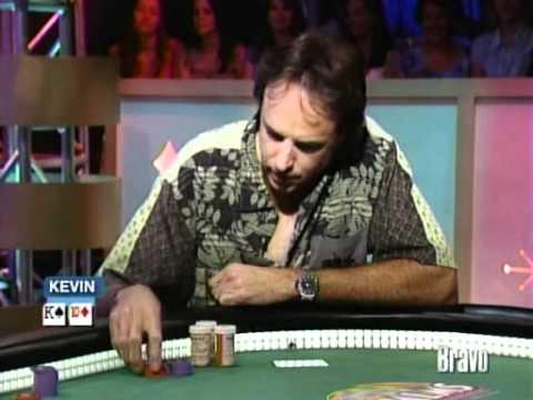 Celbrity Poker down Season 4 Episode 6  Championship