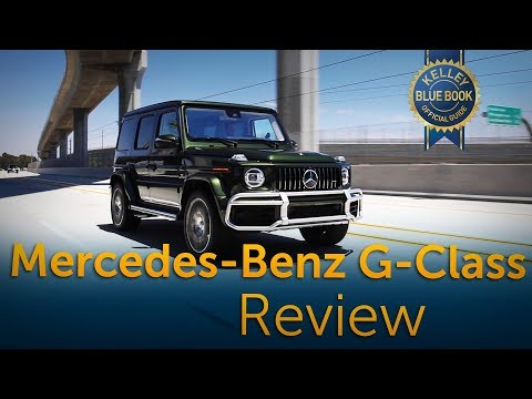 2019 Mercedes Benz G-class -  Review & Road Test