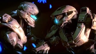 Master Chief vs Spartan Locke