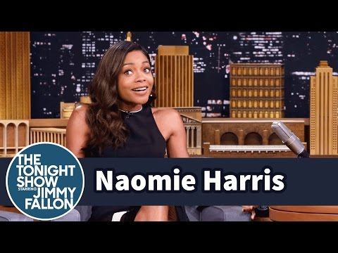 Will Smith Invited Himself Over to Naomie Harris' House for Dinner